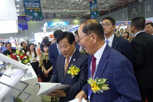 전남 에너지기업의 베트남 시장진출을 위한 베트남 스마트전력전시회 참가 [wr_num]번째 이미지