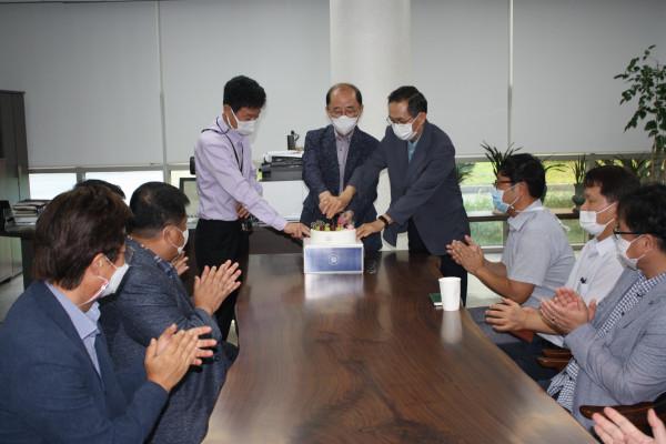 200909) 녹색에너지연구원 창립 11주년 기념행사 개최 [wr_num]번째 이미지